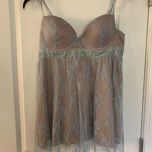 Beautiful lace lingerie